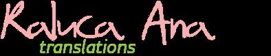Raluca Ana – Professional Translator